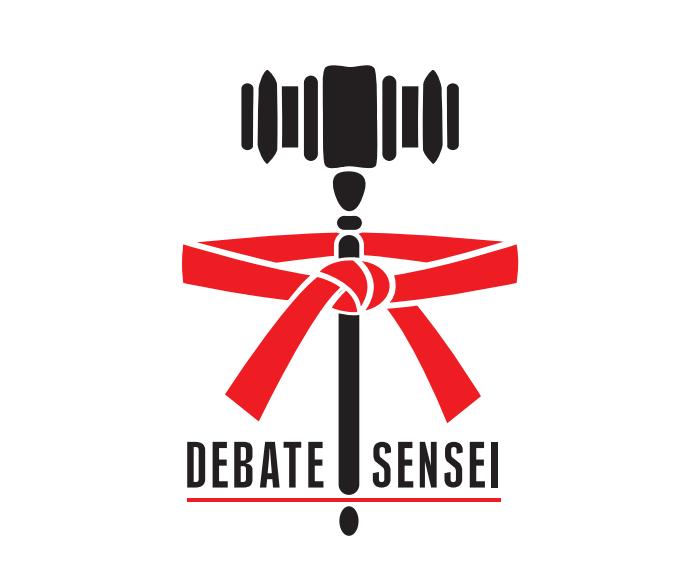DebateSensei Logo